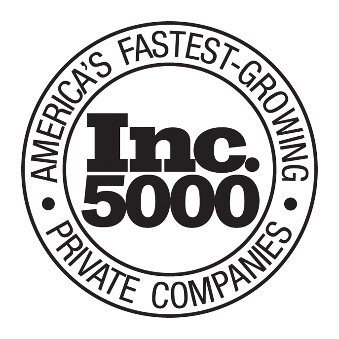 Inc5000 fastest growing company