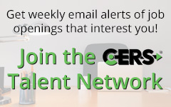 join the CERS talent network